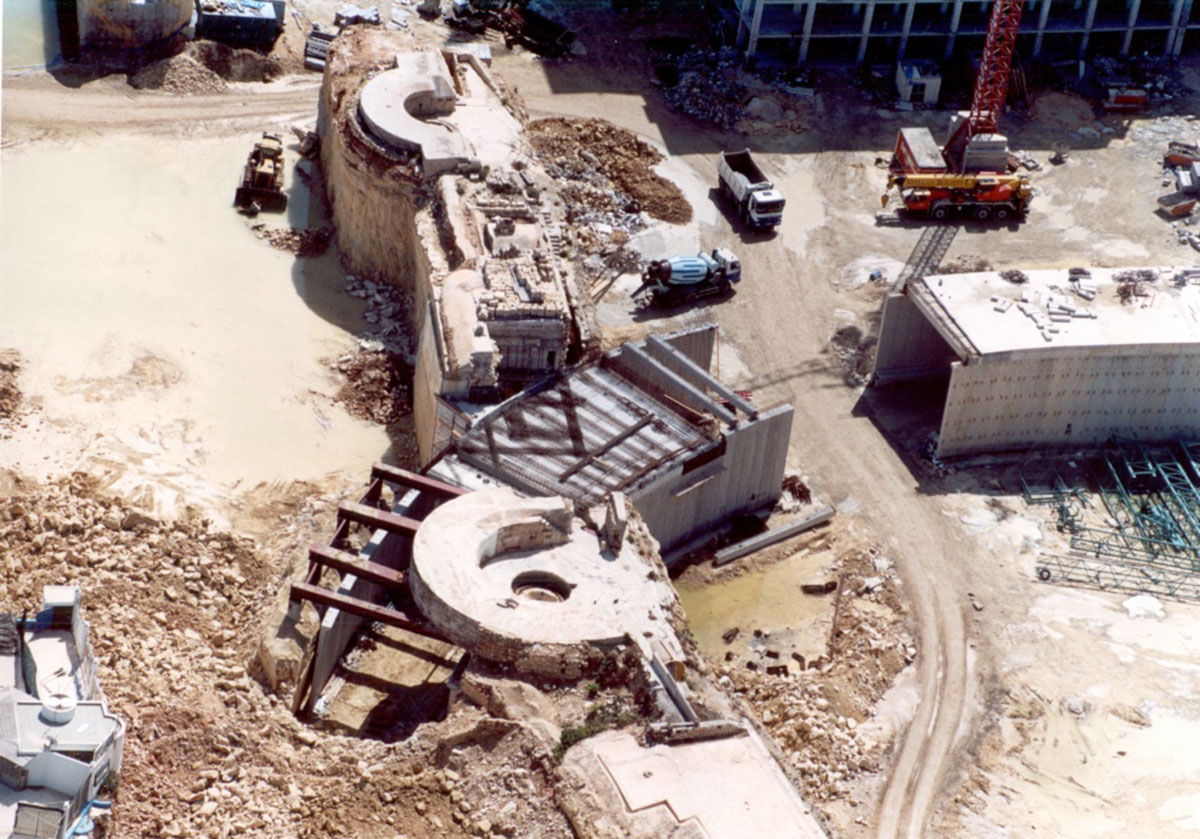 Tigne Infrastructure 2
