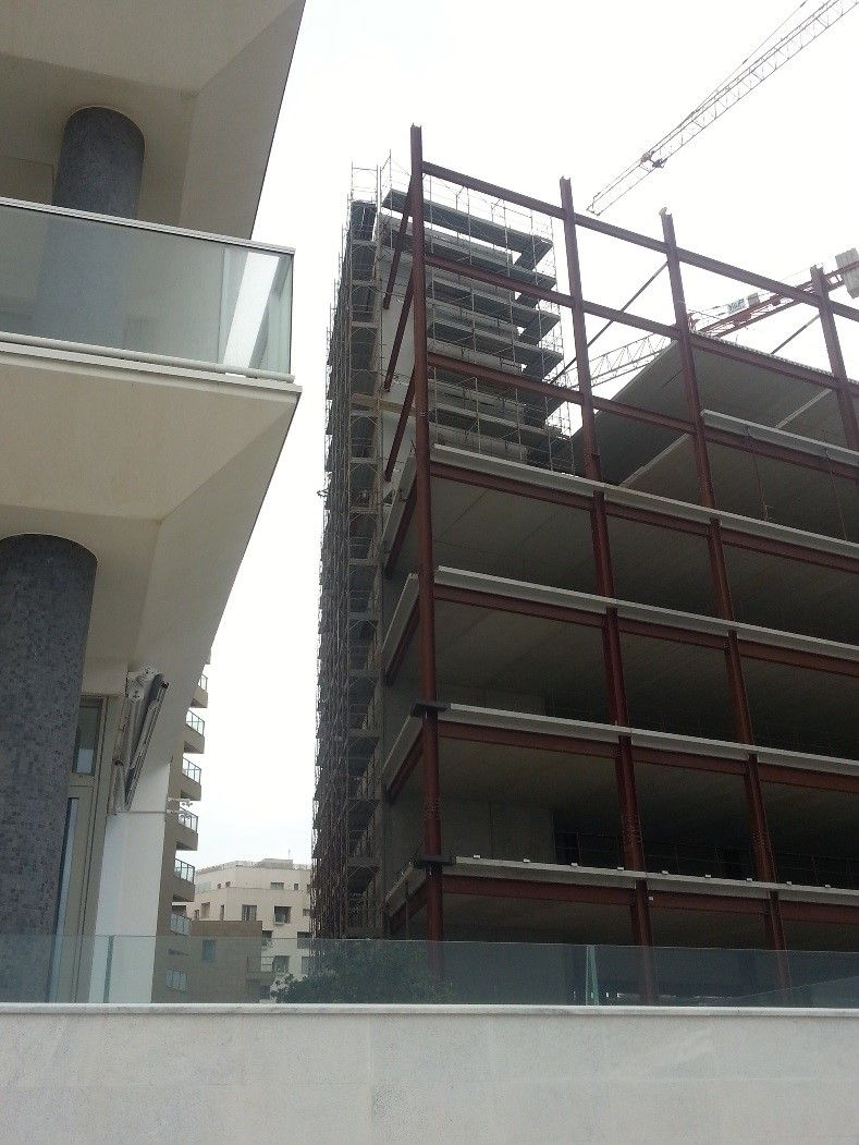Image shows Construction Method and Edge Fascia